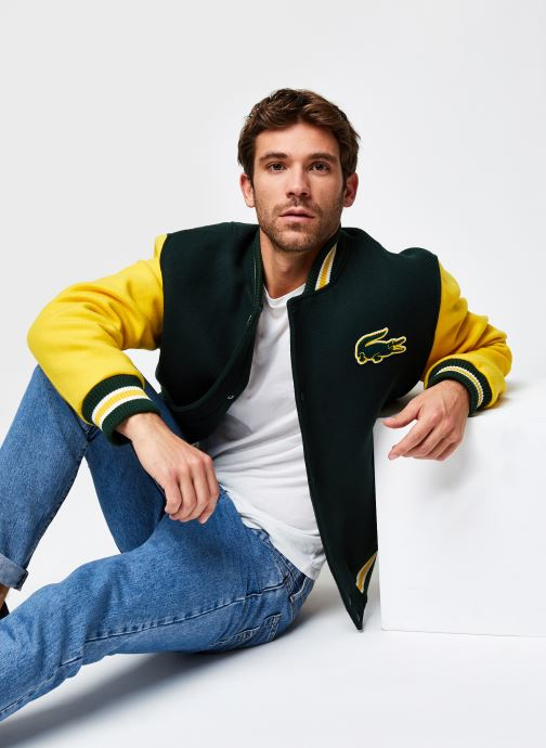 Bomber Lacoste