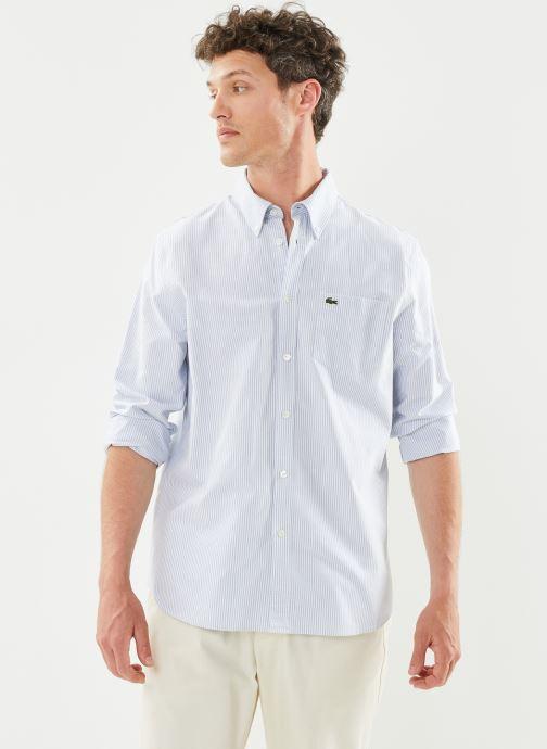 Vêtements Accessoires Chemise ML Croco