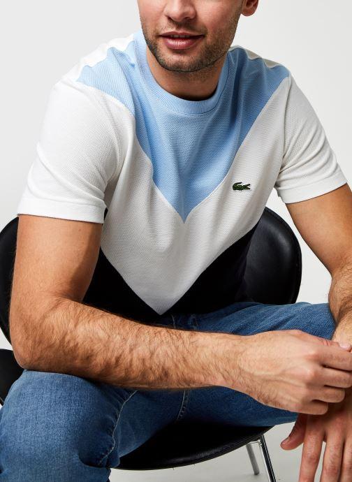 T-shirt - Tee-Shirt MC Géométrique Croco