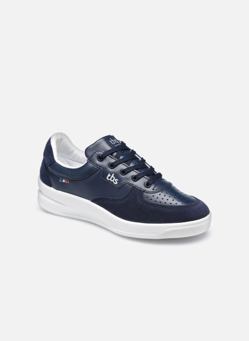 Sneaker TBS Made in France Bettyli blau detaillierte ansicht/modell