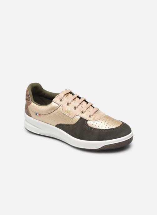 Sneaker TBS Made in France Bettyli grün detaillierte ansicht/modell
