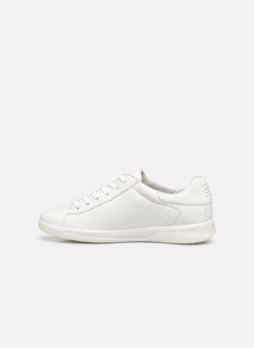 Sneakers TBS Made in France Odhelya Wit voorkant