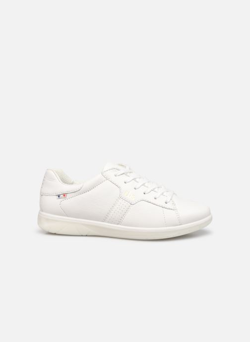 Sneakers TBS Made in France Odhelya Wit achterkant