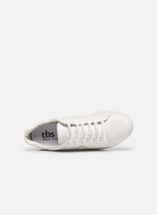 Sneakers TBS Made in France Odhelya Wit links