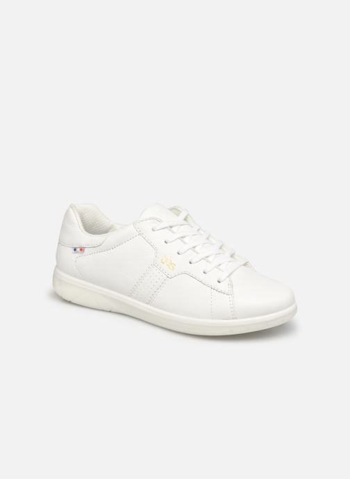 Sneakers TBS Made in France Odhelya Wit detail