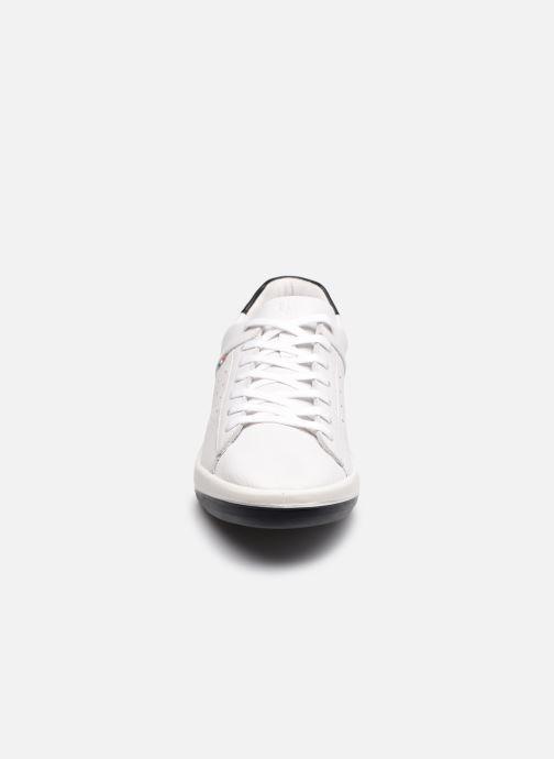 Sneaker TBS Made in France Algreen weiß schuhe getragen