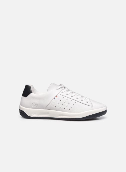 Sneaker TBS Made in France Algreen weiß ansicht von hinten