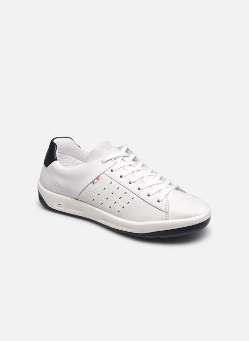 Sneaker TBS Made in France Algreen weiß detaillierte ansicht/modell