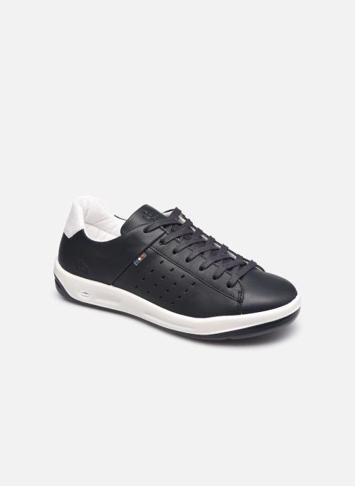 Sneakers TBS Made in France Algreen Azzurro vedi dettaglio/paio