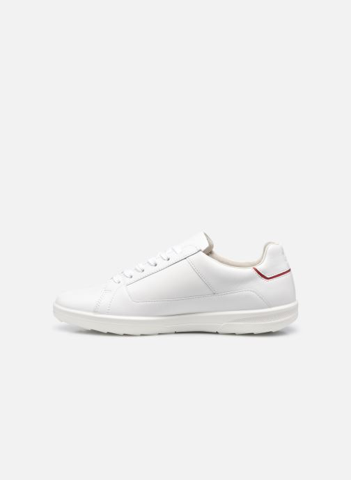 Sneakers TBS Made in France Enrigue Bianco immagine frontale