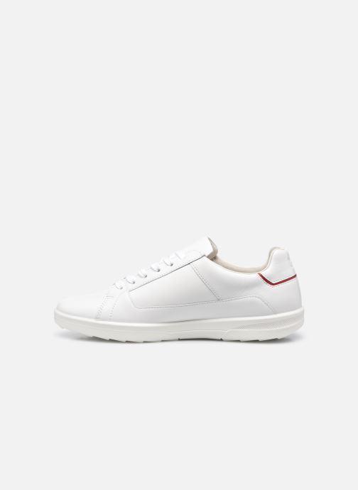 Sneakers TBS Made in France Enrigue Wit voorkant