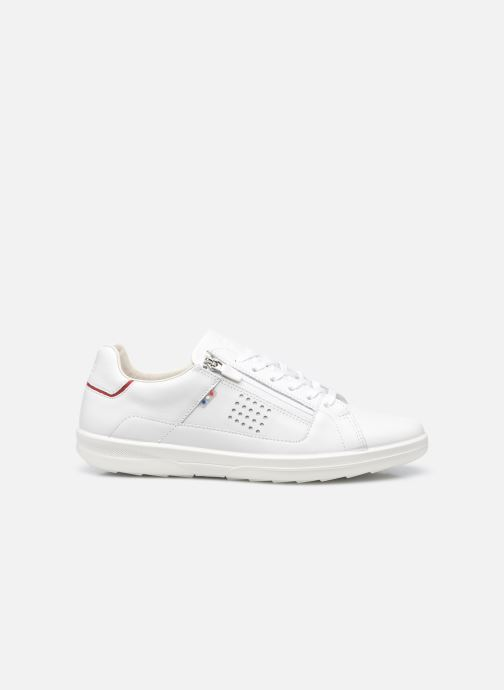 Sneakers TBS Made in France Enrigue Wit achterkant