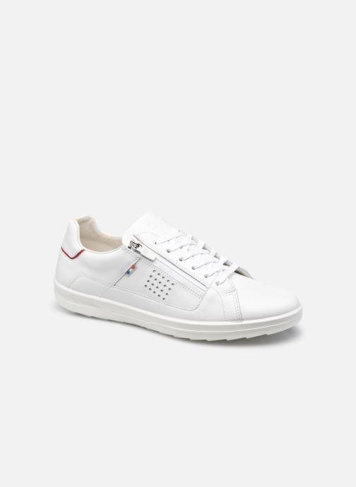 Sneaker TBS Made in France Enrigue weiß detaillierte ansicht/modell