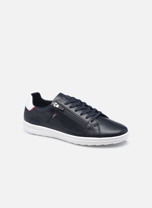 Sneakers TBS Made in France Enrigue Blauw detail