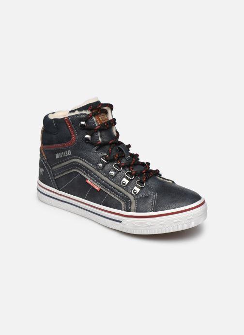 Sneakers Mustang shoes 5056602 Azzurro vedi dettaglio/paio