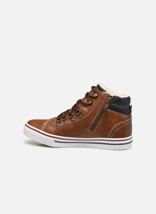 Sneakers Mustang shoes 5056602 Marrone immagine frontale