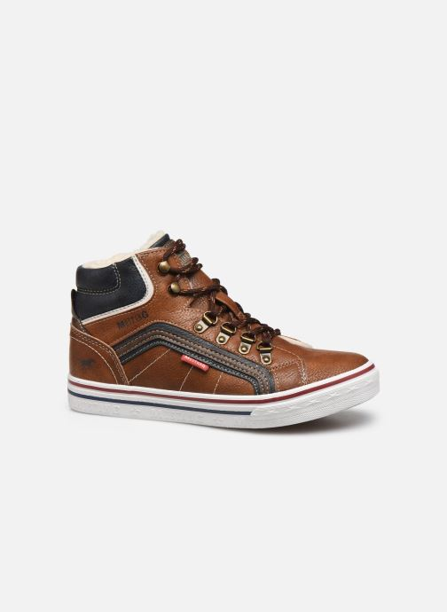 Sneakers Mustang shoes 5056602 Marrone immagine posteriore