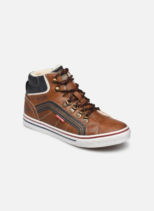 Sneakers Mustang shoes 5056602 Marrone vedi dettaglio/paio