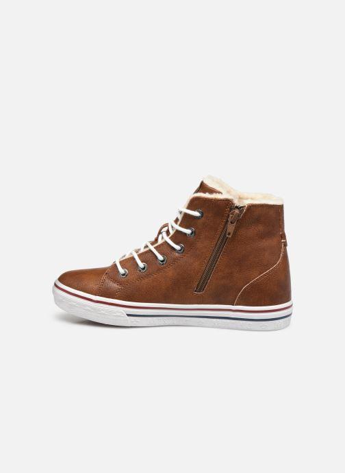 Baskets Mustang shoes 5056604 Marron vue face
