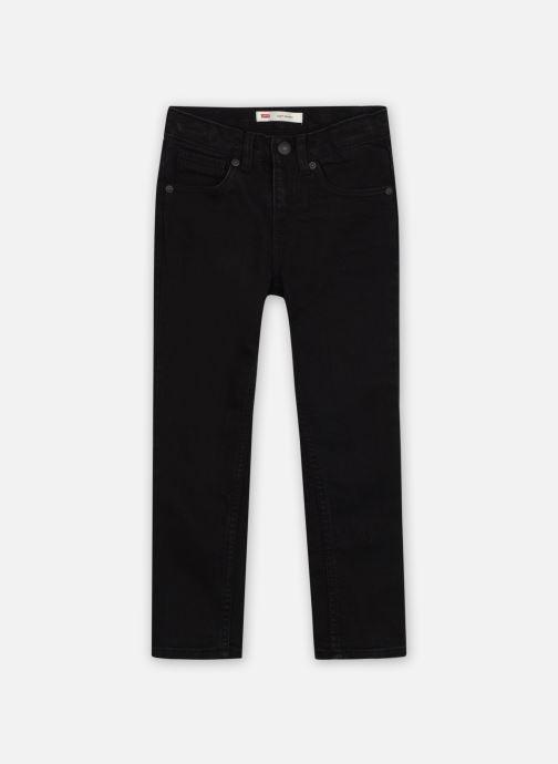 Vêtements Levi's 510 Jean Slim Noir vue détail/paire