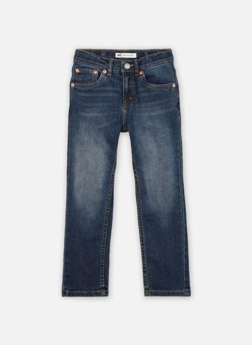 Vêtements Levi's 512 SLIM TAPER Bleu vue détail/paire
