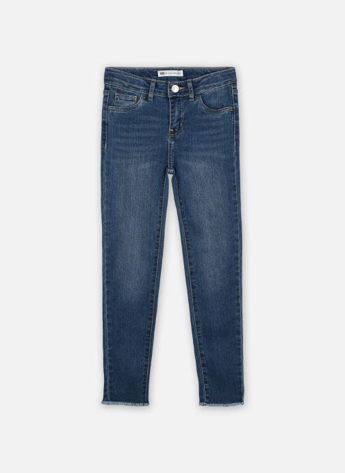 Vêtements Levi's 710 Basic Slim JEAN Bleu vue détail/paire