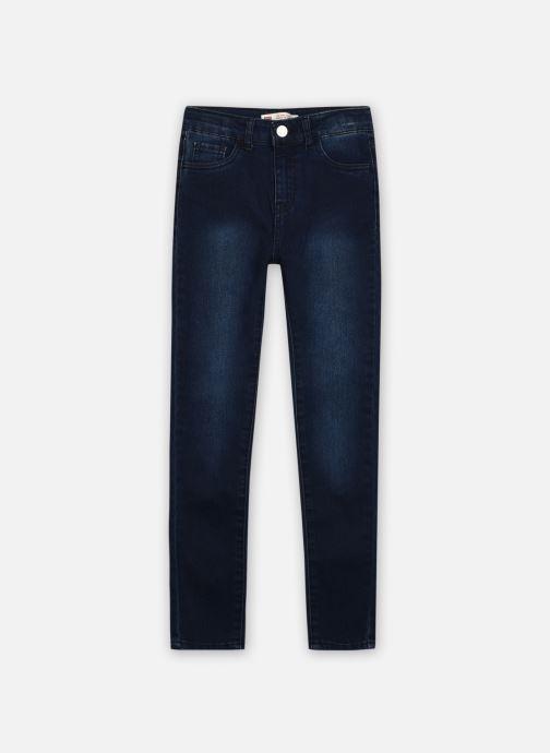 Vêtements Levi's LVG 720 HIGH RISE SUPER SKINNY Bleu vue détail/paire