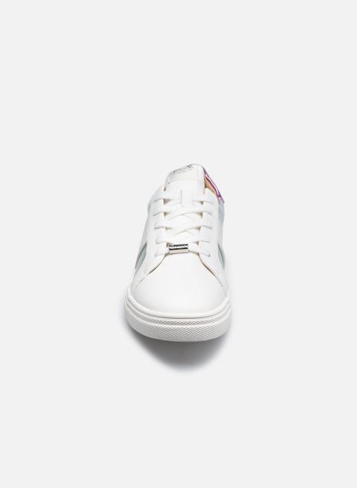 Sneaker ONLY 15212324 silber schuhe getragen