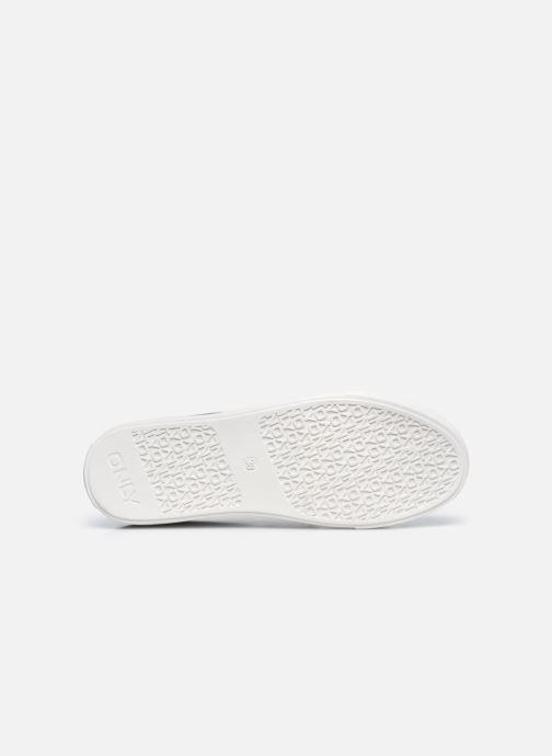 Sneaker ONLY 15212324 silber ansicht von oben