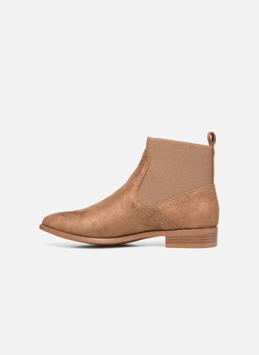 Bottines et boots ONLY 15211829 Marron vue face