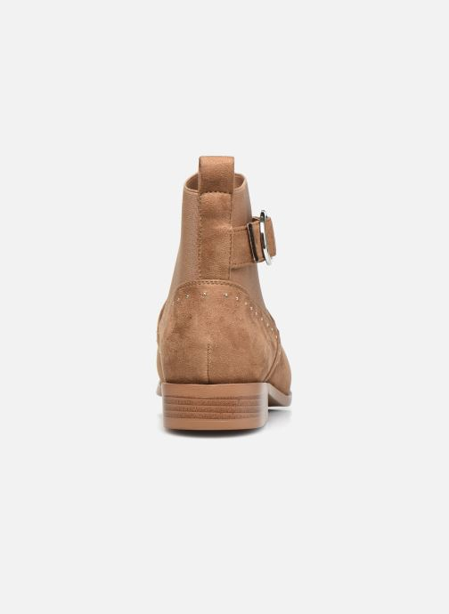 Bottines et boots ONLY 15211829 Marron vue droite