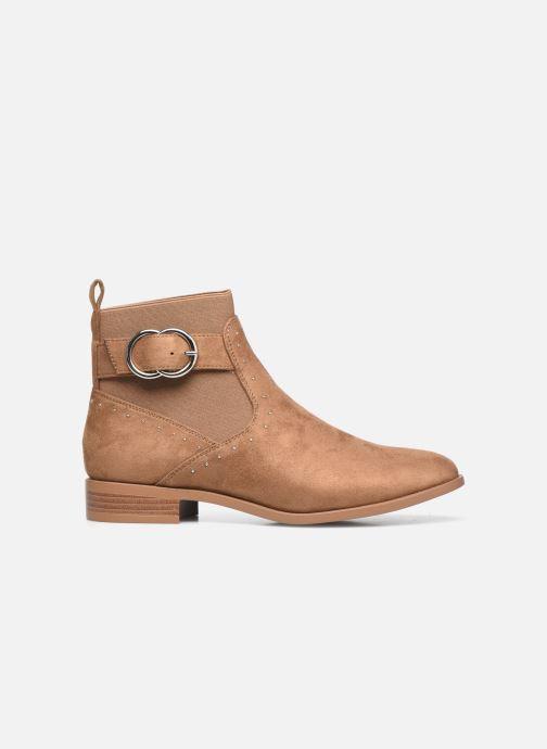 Bottines et boots ONLY 15211829 Marron vue derrière