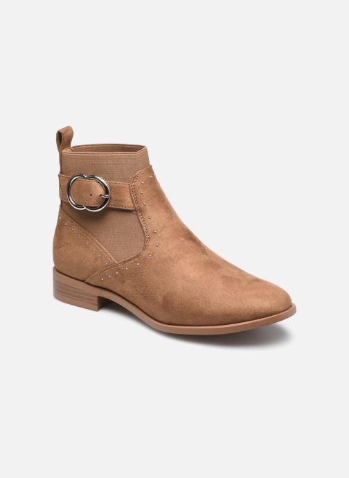 Bottines et boots ONLY 15211829 Marron vue détail/paire