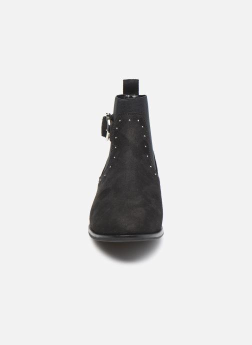 Bottines et boots ONLY 15211829 Noir vue portées chaussures