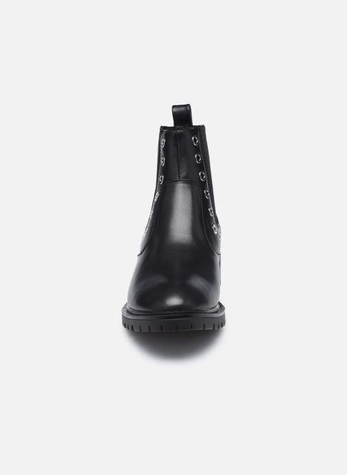 Bottines et boots ONLY 15212301 Noir vue portées chaussures