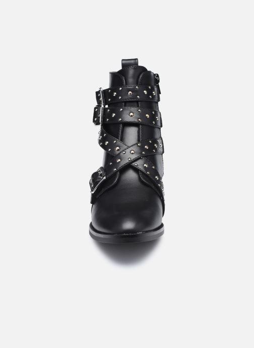 Bottines et boots ONLY 15212295 Noir vue portées chaussures