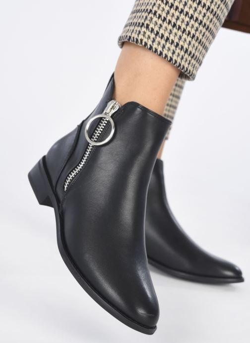 Bottines et boots ONLY 15211835 Noir vue bas / vue portée sac