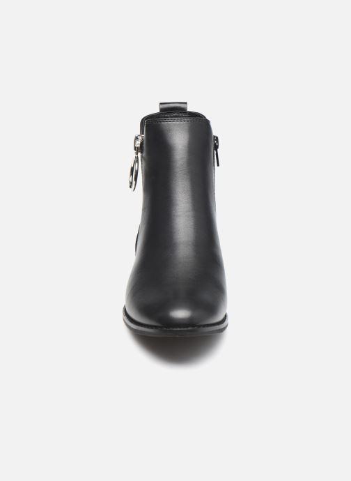 Bottines et boots ONLY 15211835 Noir vue portées chaussures