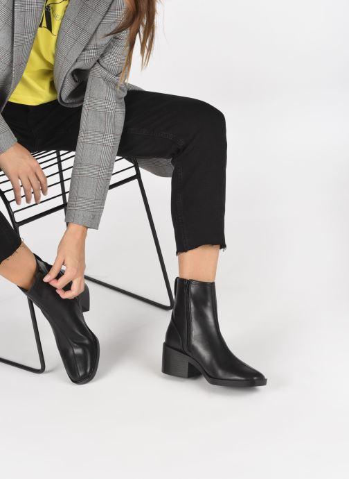 Bottines et boots ONLY 15211869 Noir vue bas / vue portée sac