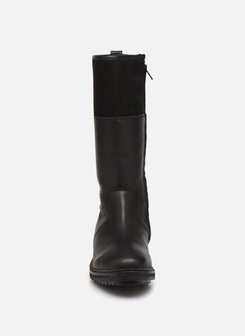 Bottes Kickers WATHIGH Noir vue portées chaussures
