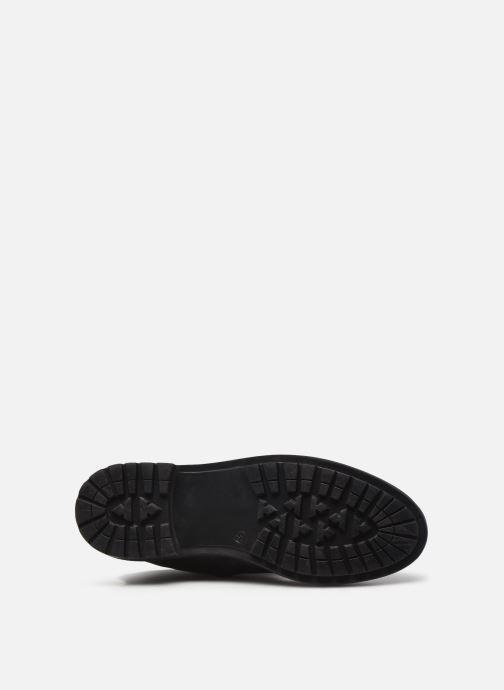 Stiefel Kickers WATHIGH schwarz ansicht von oben