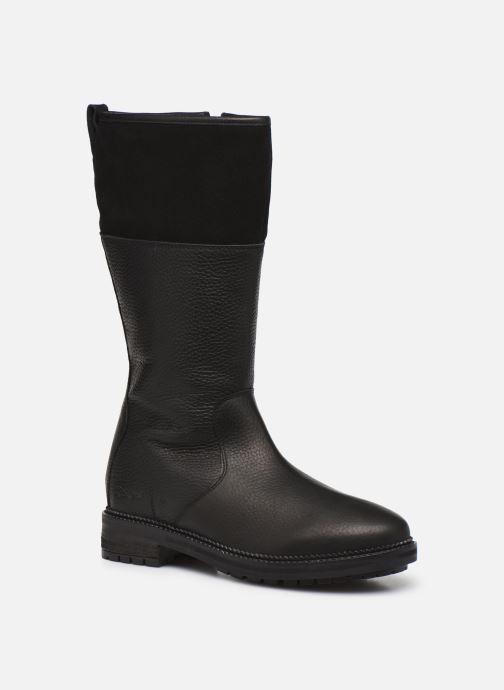 Stiefel Kickers WATHIGH schwarz detaillierte ansicht/modell