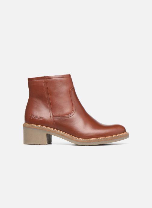 Stiefeletten & Boots Kickers OXYBOOT braun ansicht von hinten