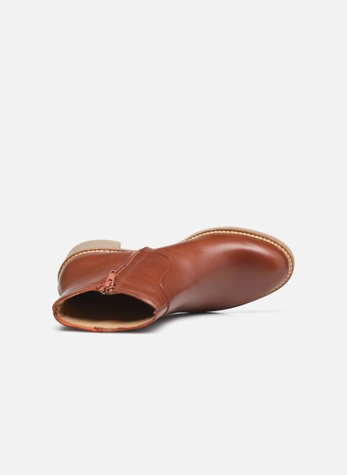 Stiefeletten & Boots Kickers OXYBOOT braun ansicht von links