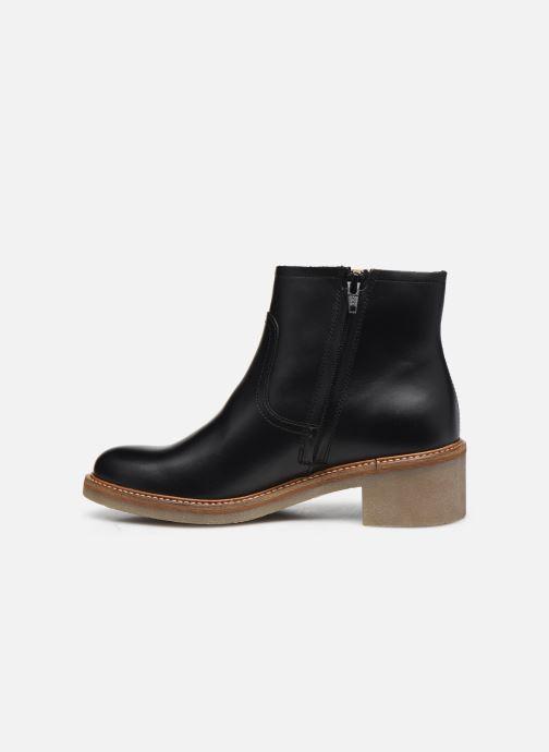 Stiefeletten & Boots Kickers OXYBOOT schwarz ansicht von vorne