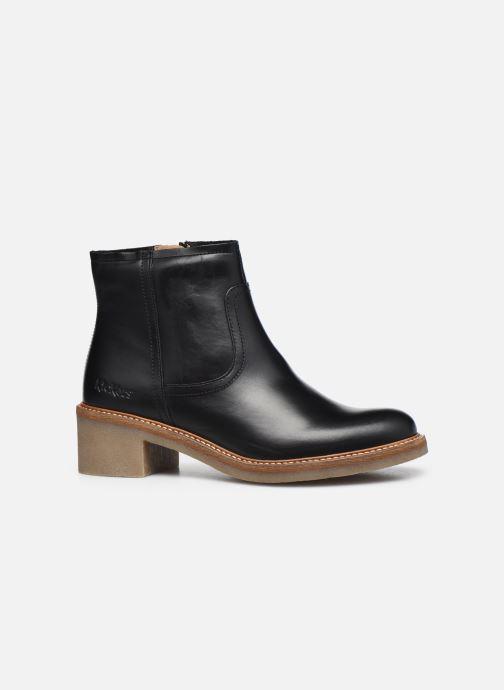 Bottines et boots Kickers OXYBOOT Noir vue derrière