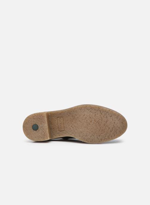 Stiefeletten & Boots Kickers OXYBOOT schwarz ansicht von oben