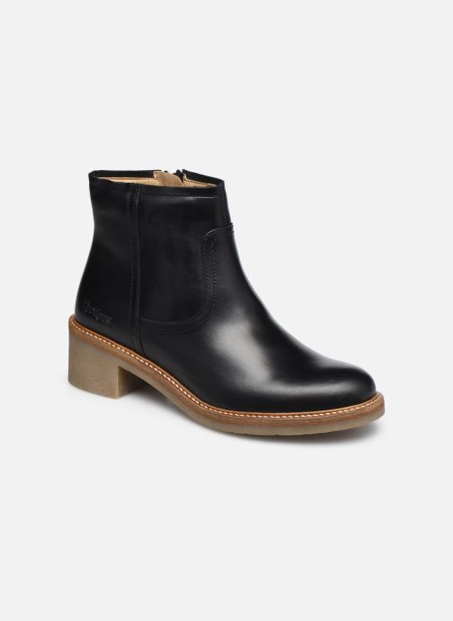 Stiefeletten & Boots Kickers OXYBOOT schwarz detaillierte ansicht/modell
