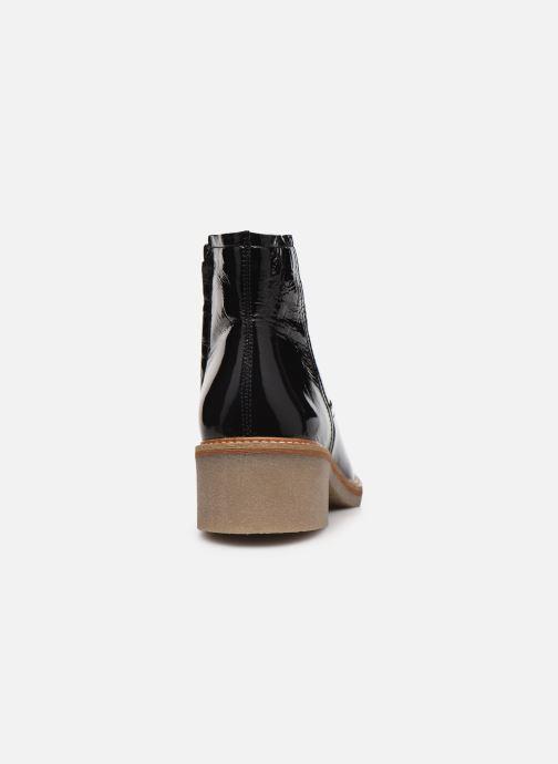 Bottines et boots Kickers OXYBOOT Noir vue droite