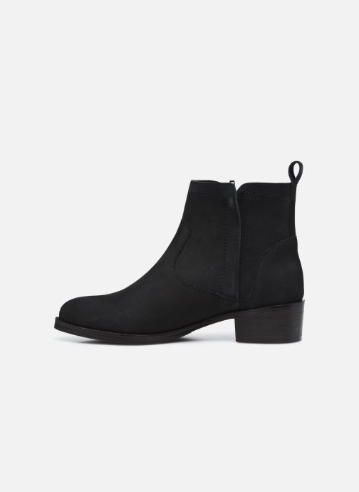 Bottines et boots Kickers KICKAMARGO Noir vue face